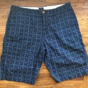J.Crew Patterned Shorts